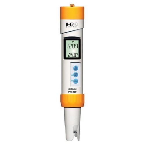 PH200 Waterproof pH & Temperature Meter
