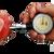 Penetrometer for judging fruit maturity