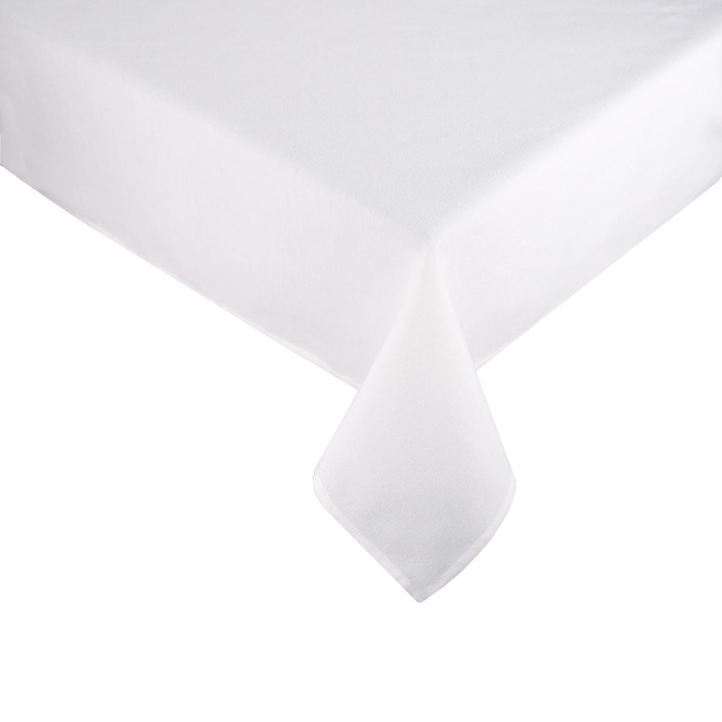 Hotel Quality Easy Iron 275 GSM Polycotton Tablecloths