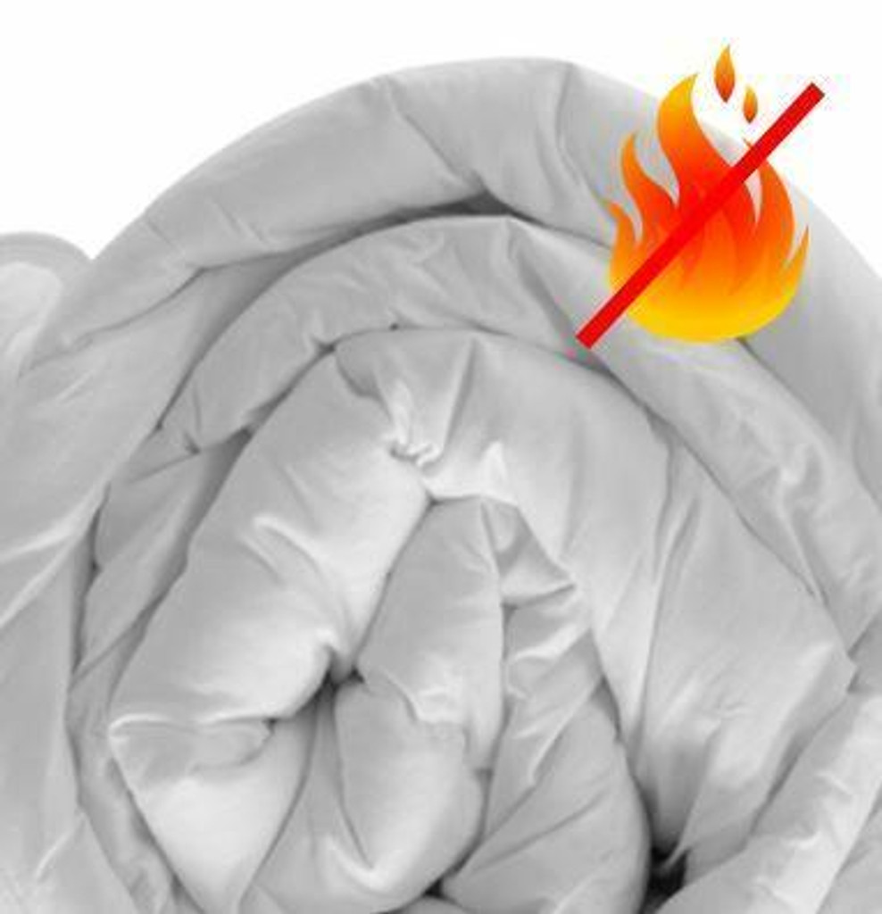 Flame Retardant Duvets BS 7175