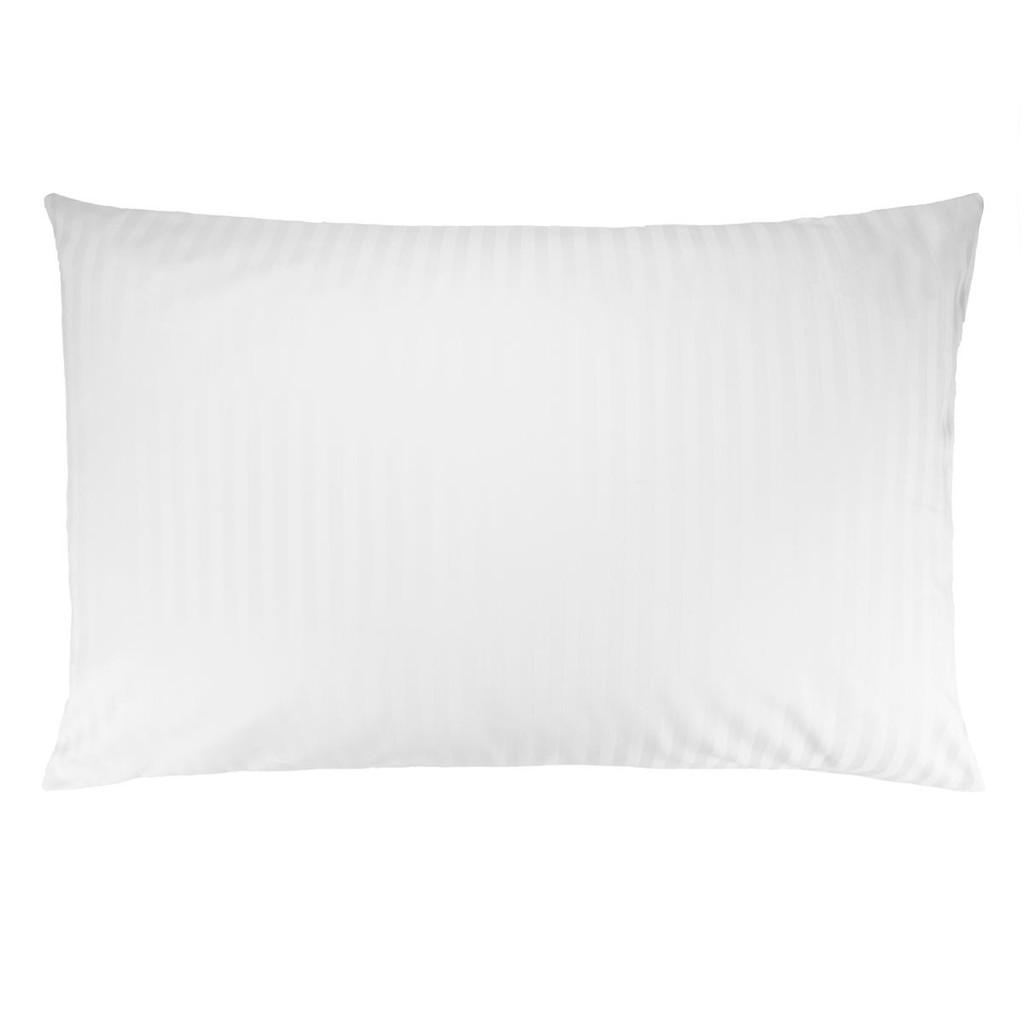 Easy Iron Cotton Rich Satin Stripe - Pillowcases