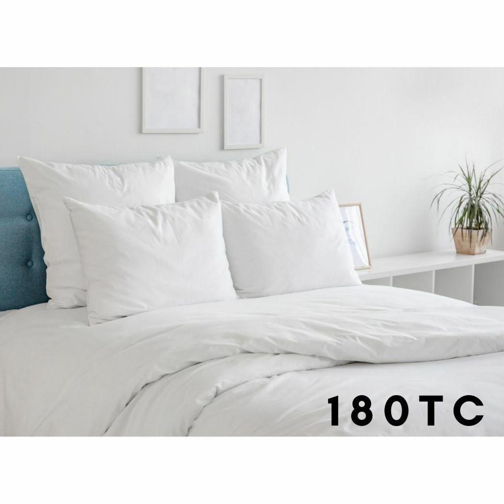 180TC Easy Iron - Percale Duvet Covers