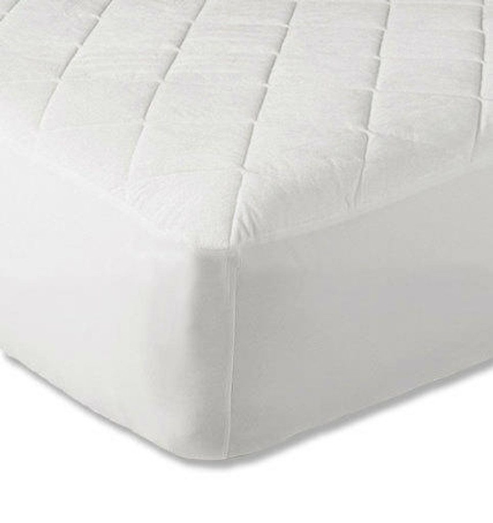 12 Deep Quilted Mattress Protector
