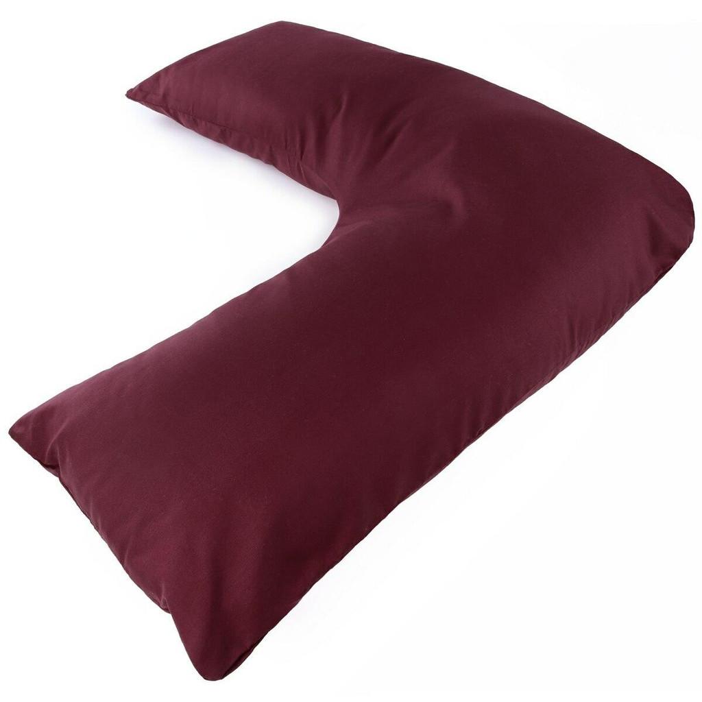 68 Pick Polycotton V-Shape Pillowcases