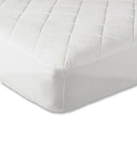 4 Foot Bed 9 Inch Deep Quilted Mattress Protector