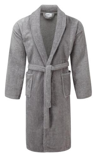 Luxury Egyptian Collection Towelling Bath Robe - Shawl Collar