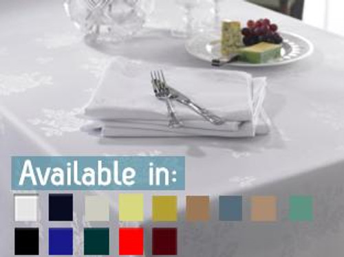 100percent Polyester Damask Rose Sample Swatch