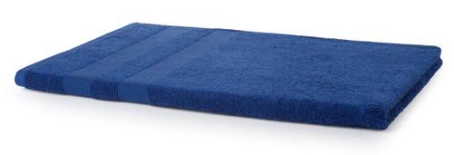 500 GSM Beach Towel - Navy Blue