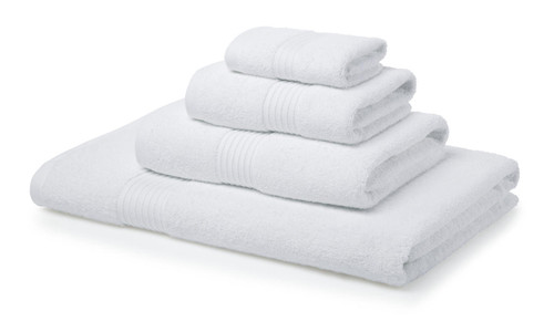 Single 700 GSM Royal Egyptian Bath Sheets-White