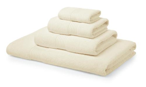 Single 700 GSM Royal Egyptian Bath Sheets-Cream