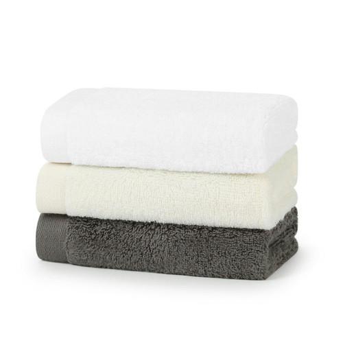 600 GSM 100percent Cotton Zero Twist Towels - Face Cloths