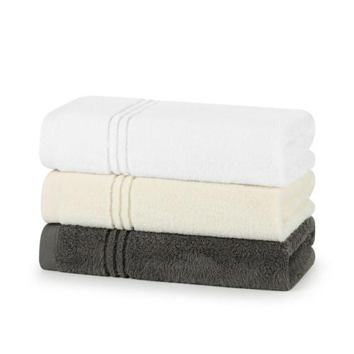 600 GSM 100percent Cotton Zero Twist Hand Towels