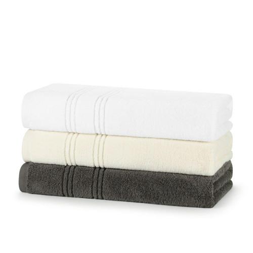 600 GSM 100percent Cotton Zero Twist Bath Towels