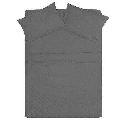 Easycare Economy Fitted Sheet - Grey