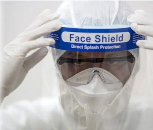 Face Shield - CE Approved