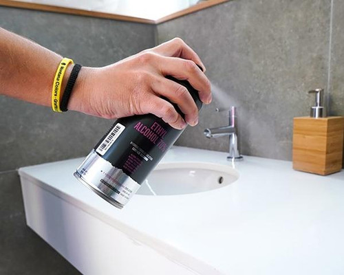 Hydroalcoholic Sanitiser Spray