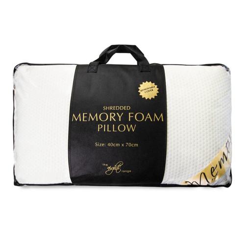 Memory Foam Pillow - 40x70cm