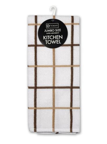Super Absorbent Cotton Tea Towels