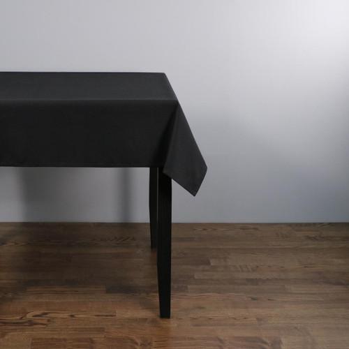 Easy Iron Plain 100percent Polyester Tablecloths
