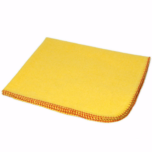 Yellow Dusters Pack of 15 Pcs