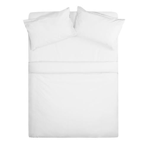 144 Thread Count, 68 Pick Polycotton - Envelope Style Duvet Covers