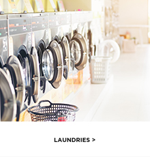 Laundries