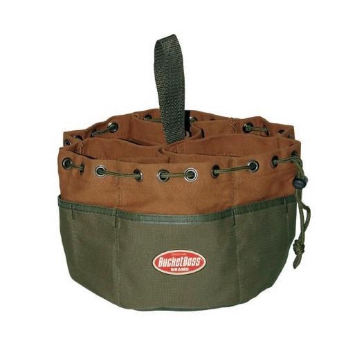 Bucket Boss 25001 Parachute Bag Duck Wear Canvas Tool Bag
