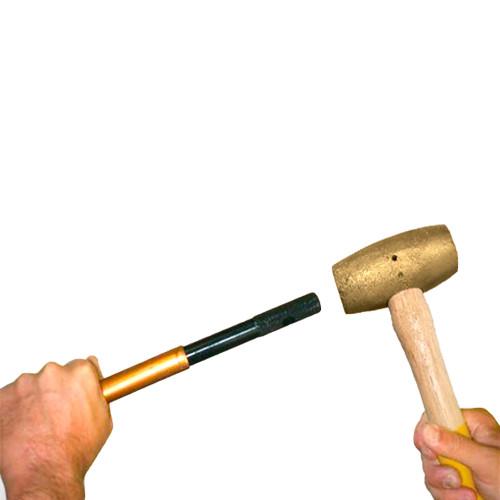 Alfa Tools CSRTD70721 1-14 Rethreading Hex Die Carbon Steel