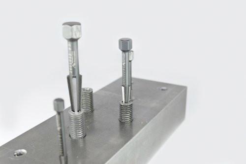 Rennsteig RNSE5 Screw Extractor Set - 5pc, Sizes 1-5