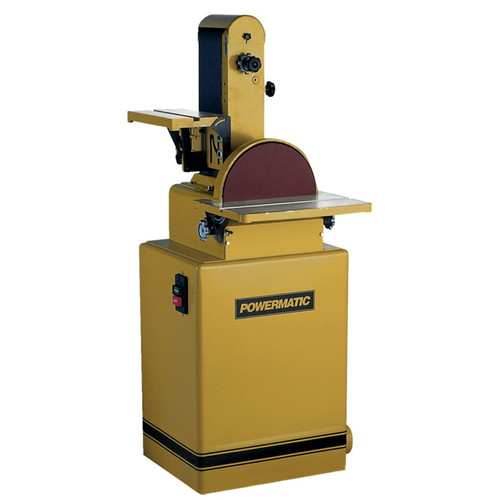 Powermatic 1791291K 31A Belt/Disc Sander, 1.5HP 1PH 115/230V