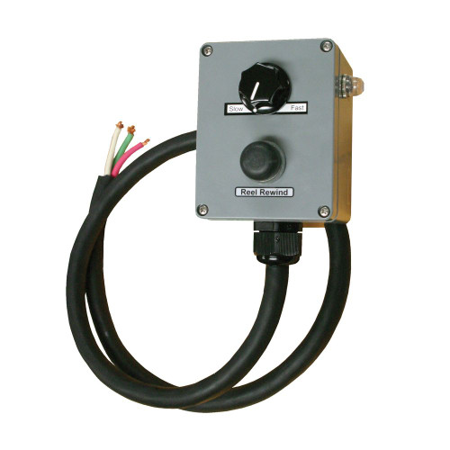 Reelcraft 600867 - Speed Controller DC, 25Amp up to 1/3 HP