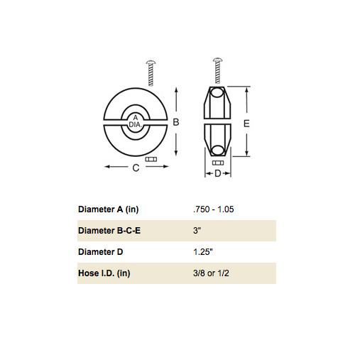 3-HR1004-3 – Adjustable Bumper Stop