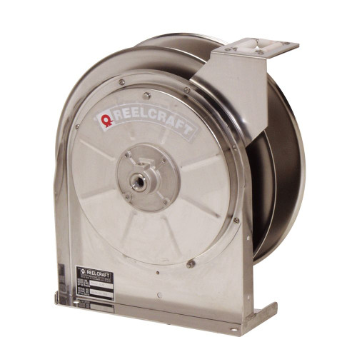 5600 OMS-S – 3/8 in. x 30 ft. Stainless Steel Hose Reel