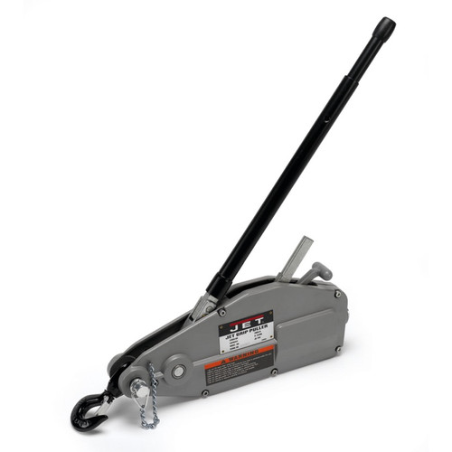 JET 286515K JG-150A, 1-1/2 Ton Grip Puller with Cable