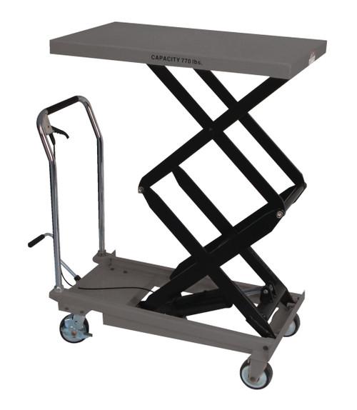 JET 140778 DSLT-770, Double Scissor Lift Table
