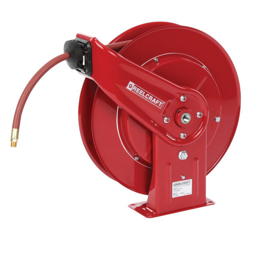 7850 OLP – 1/2 in. x 50 ft. Heavy Duty Hose Reel