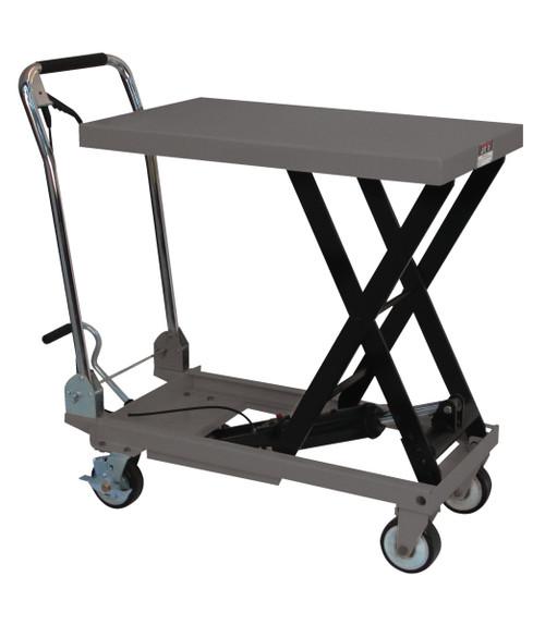 JET 140771 SLT-330F, Scissor Lift Table With Folding Handle