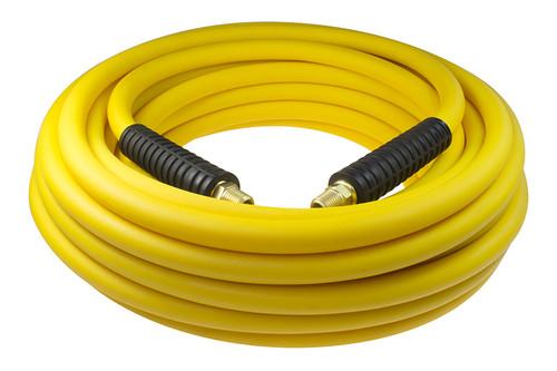 "Coilhose Pneumatics YB40504Y Yellow Belly Hybrid Air Hose 1/4"" x 50 Ft"