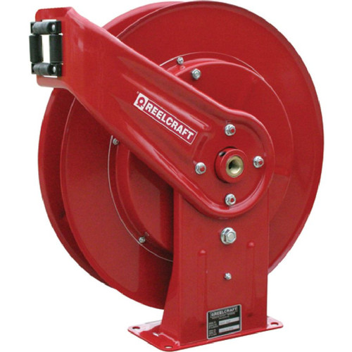7600 OHP – 3/8 in. x 50 ft. Heavy Duty Hose Reel