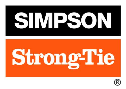 Simpson Strong-Tie TTN25400HSS Titen 1/4 x 4 Hex Head -Stainless-100