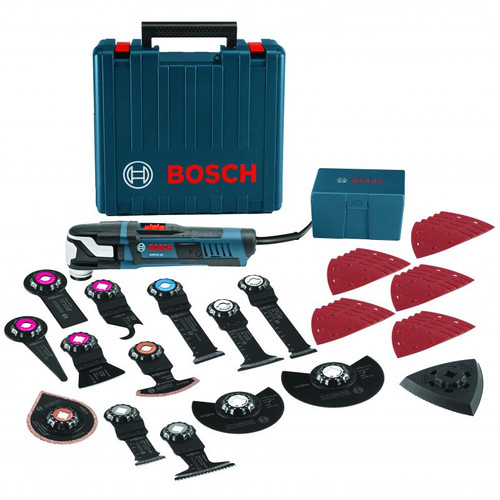 BOSCH GOP55-36C2 40pc. StarlockMax Oscillating Multi-Tool Kit