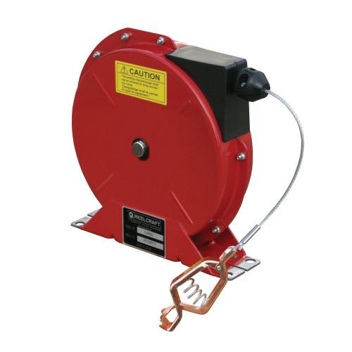 G 3050 – Heavy Duty Spring Retractable Grounding Reel