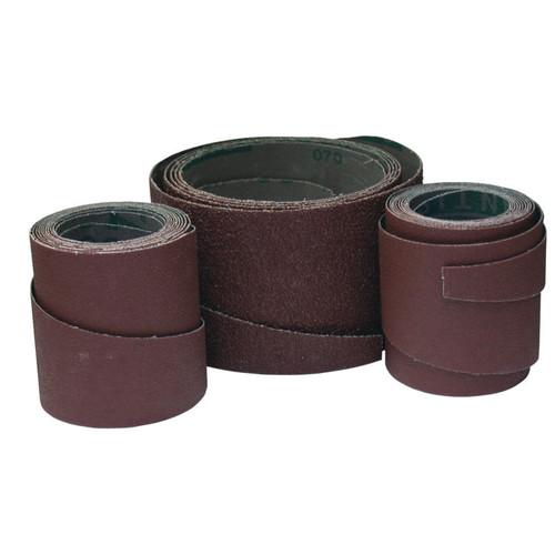 JET 60-6080 16-32, 80 Grit, 4-Wraps in Box