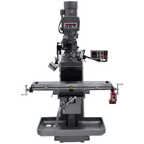 JET 690601 JTM-1050EVS2/230 Mill With X-Axis Powerfeed