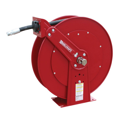 PW81100 OHP – 3/8 in. x 100 ft. Heavy Duty Pressure Wash Hose Reel