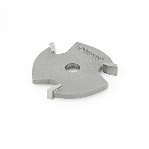 Amana 53210 Slotting Cutter 3 Wing x 1-7/8 D x 1/4 CH x 5/16 Inner D