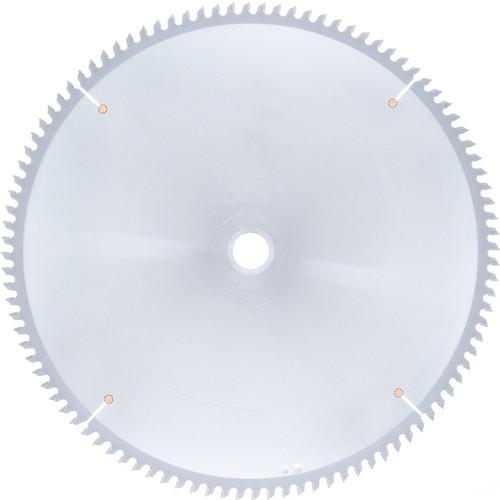 "Amana 515101 Carbide Tipped Aluminum and Non-Ferrous Metals 15"" D x 100T TCG, -6 Deg, 1"" Bore, Circular Saw Blade"