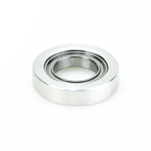 Amana 47710 Steel Ball Bearing Guide 1 Overall D x 1//4 Inner D x 11//32 Height
