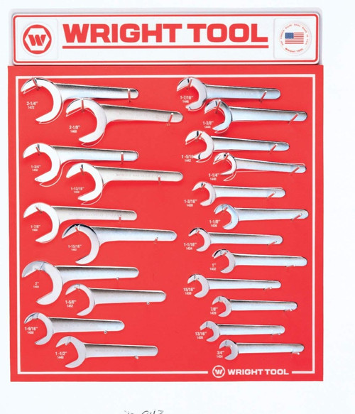 Wright Tool D961B Adjustable Wrenches