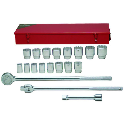 Wright Tool 702 3//8 Drive Flare Nut Crowfoot Wrench Set 8-Piece